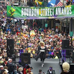 New Orleans Gay Mardi Gras
